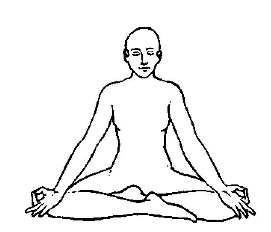 1 mudra in meditation
