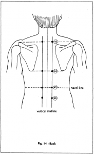 Acupressure points for Kidney – Learn Self Healing