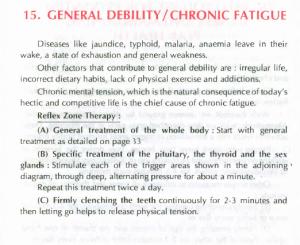15 general debility chronic fatigue txt