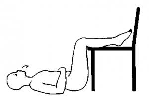 17 back mudra posture