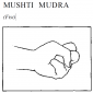 24 mushti fist mudra