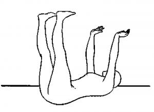37 joint mudra posture