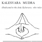 38 kaleshwara ruler of time mudra