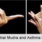 bronchial and ashtama mudra