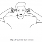 4.31 outer ear drum massage