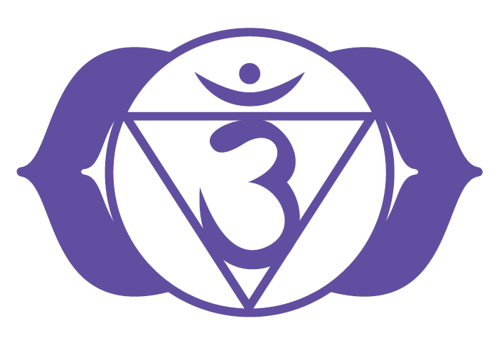 6 brow ajna chakra