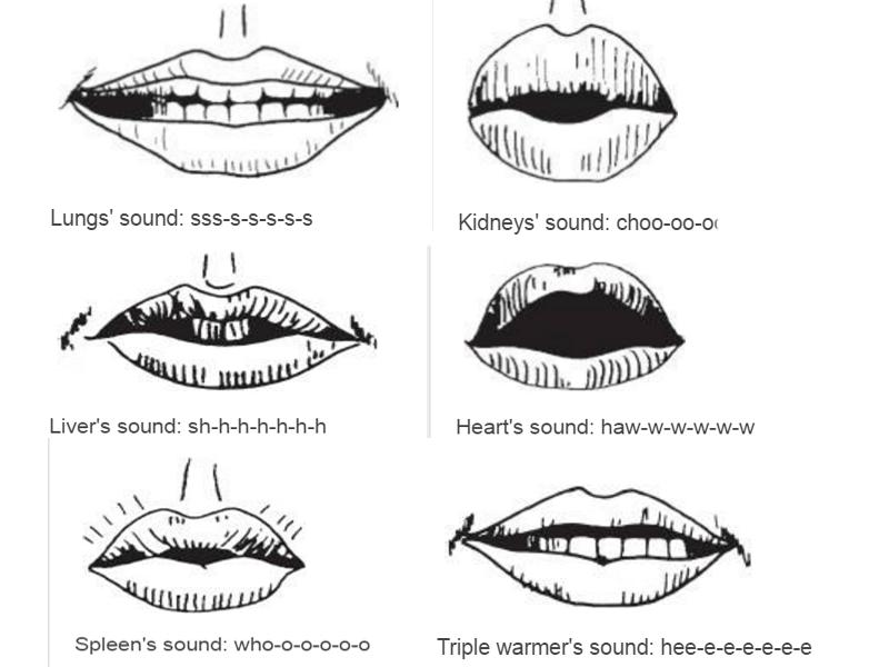 6 healing sounds
