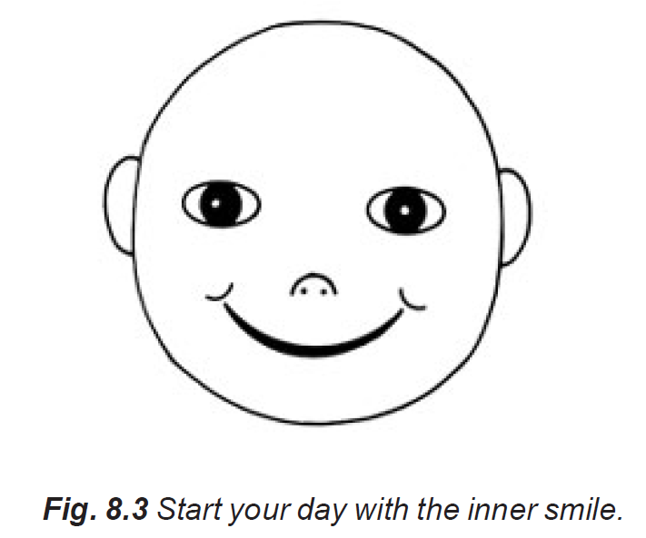 8.3 start with your day with inner smile