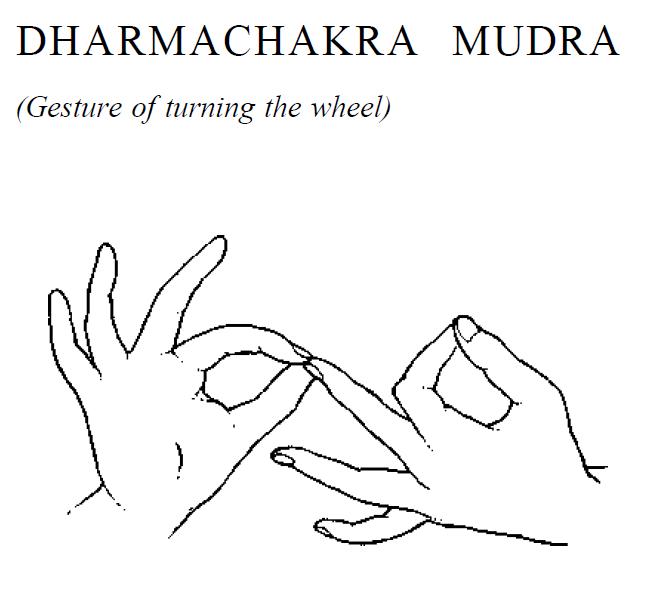 dharmachakra mudra 49