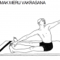 gatyatmak meru vakrasana dynamic spinal twist 2