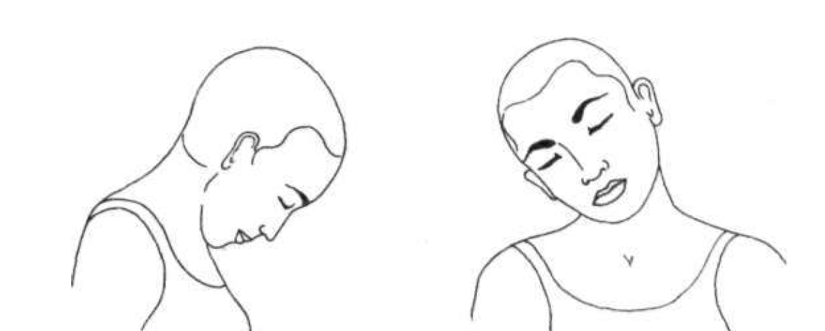 greeva sanchalana neck movements 17
