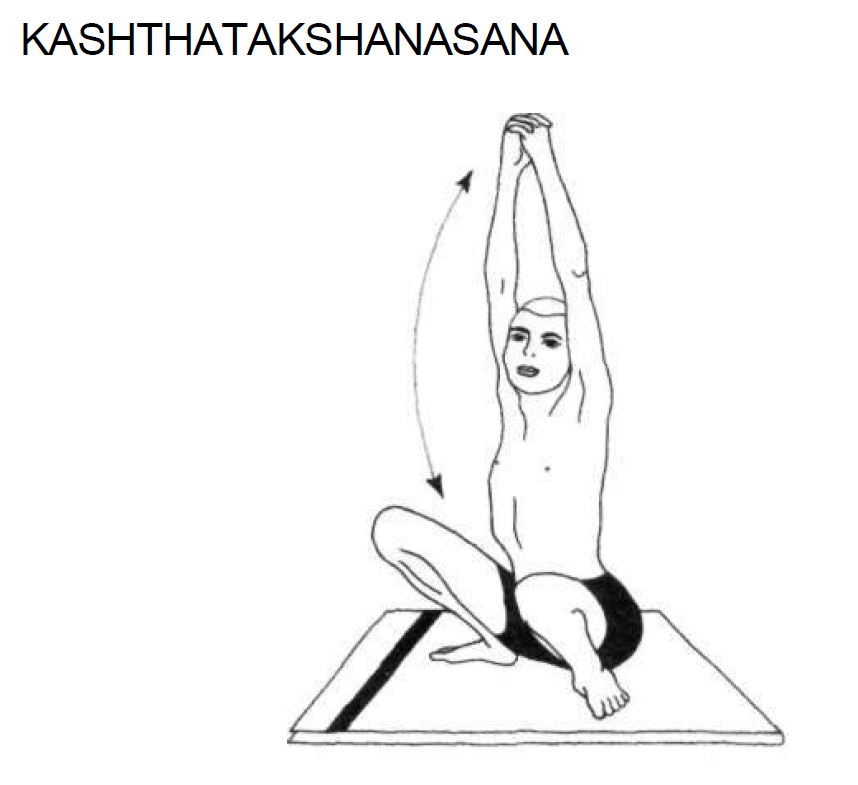 kashthatakshanasana chopping wood 5
