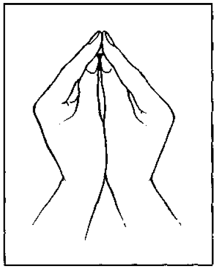 mudra for inner self 44
