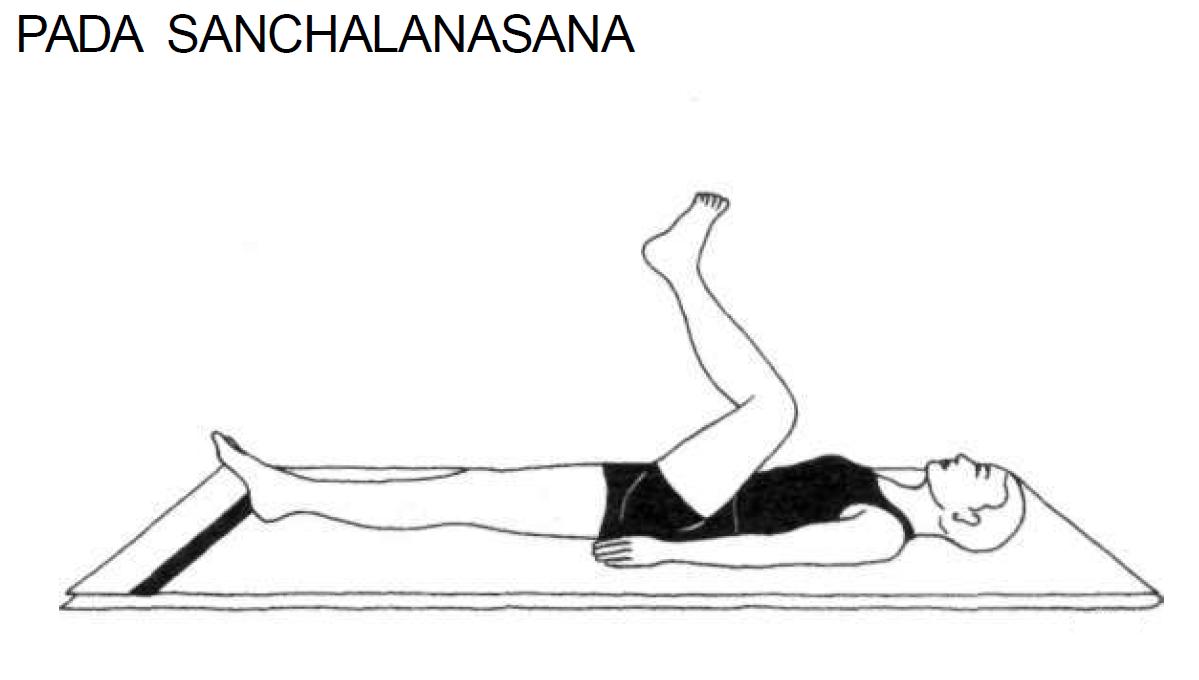 pada sanchalanasana cycling 3