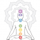seven chakras mantras