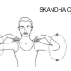 skandha chakra shoulder socket rotation 16
