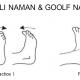 toe & ankle bending padanguli naman & goolf naman 2