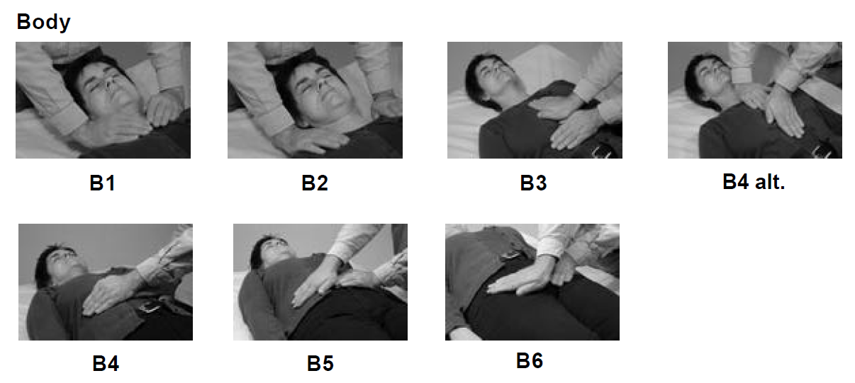 reiki hand positions for body 4