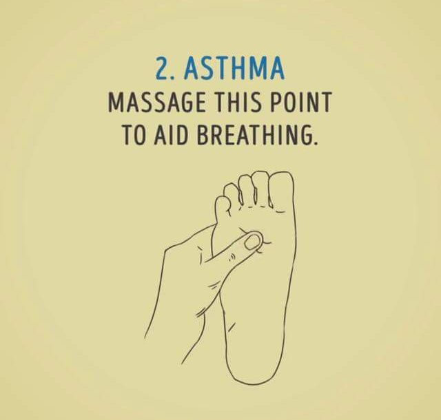 asthma diy massage 2