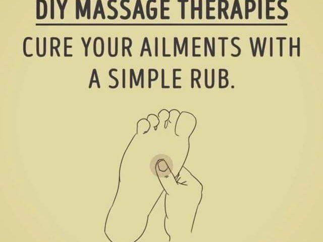 diy massage