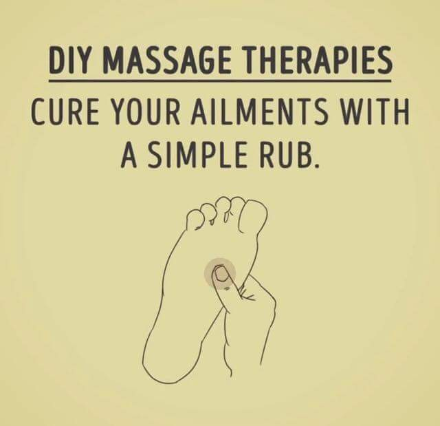 diy massage