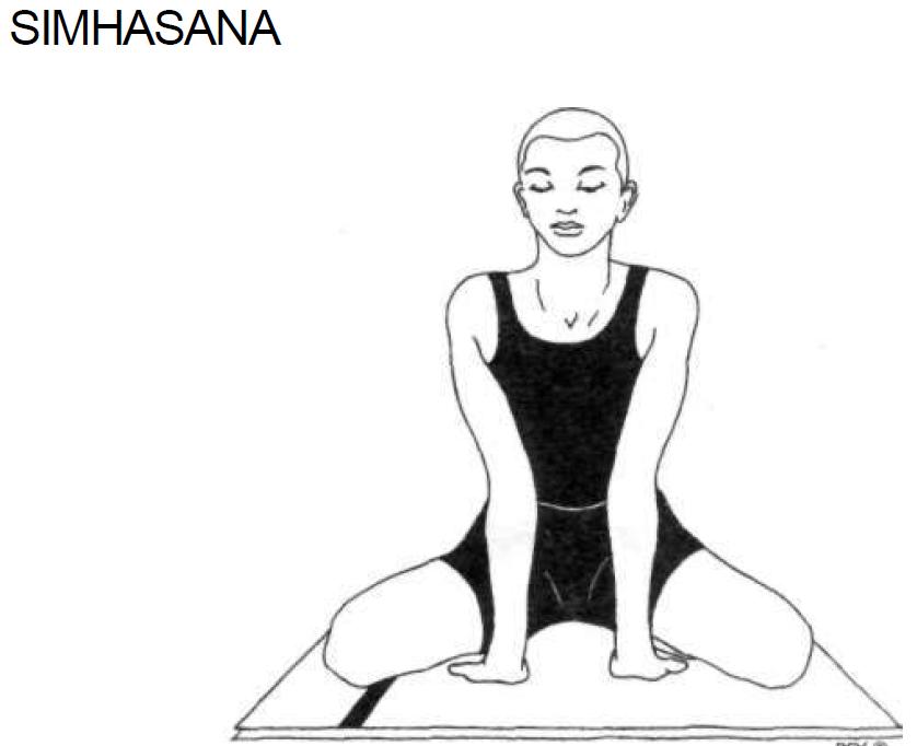 7 simhasana
