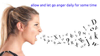 angry-woman-yelling let go